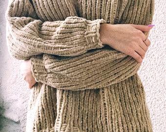 Softy plush sweater