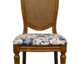 THOMASVILLE FURNITURE Tapestry Collection Cane Back Dining Side Chair 15221-861-862