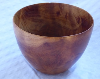 Wood turned Bowl (small)