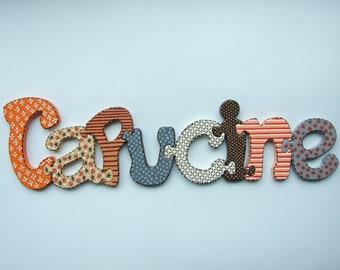 puzzle wooden name
