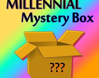 Millennial Mystery Box