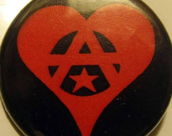 LUVARCHY #2 pinback buttons badges pack!