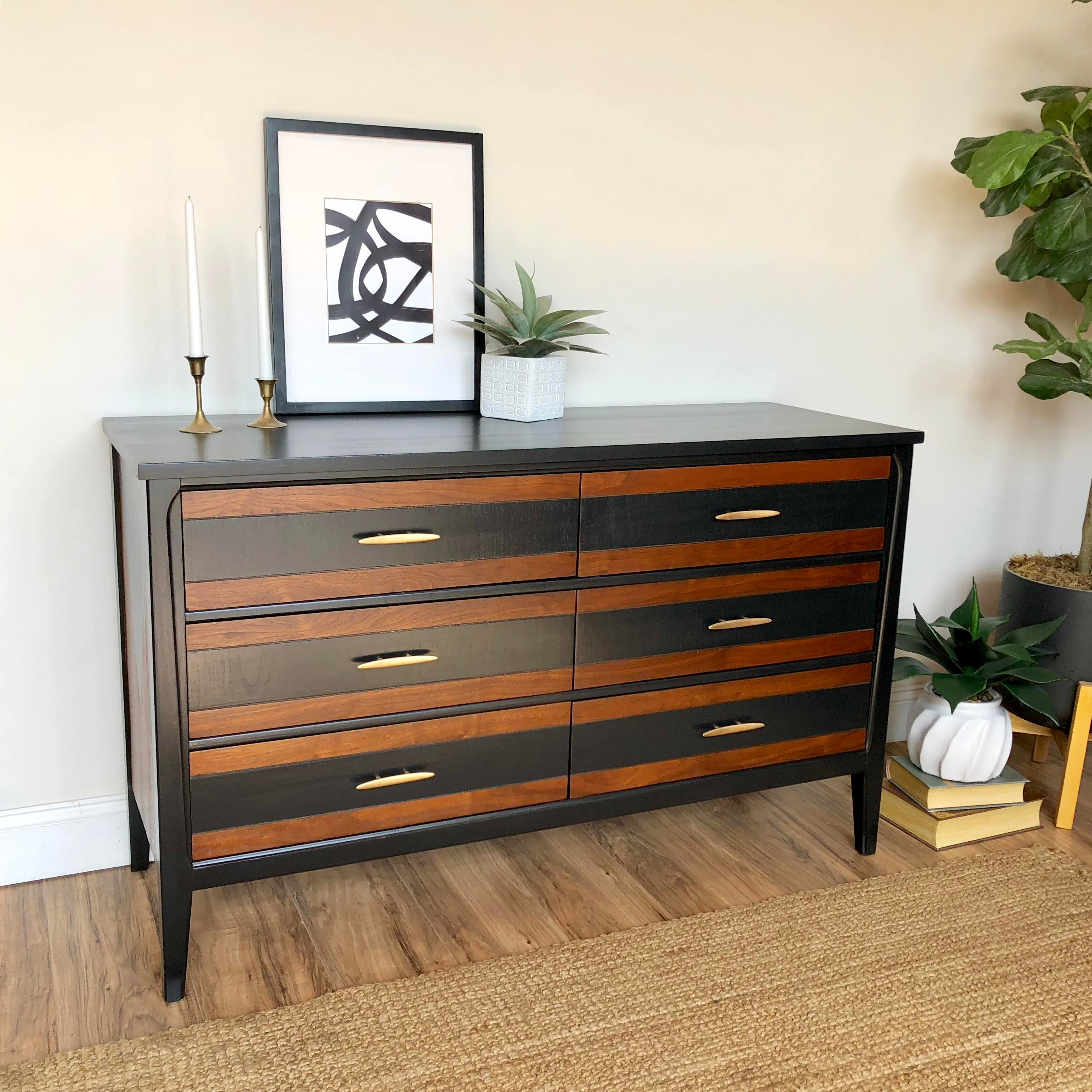 furniture gold world beautiful mirrored shape enchanting of black bedroom dresser and image line dressers unsurpassed modern market storage chests