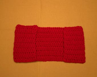 Crocheted swiffer cover, cleaning supplies, crocheted items,
