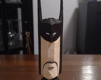 Wooden Batman