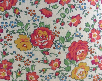 FELICITE 1.00 METRE on Liberty Tana Lawn Classic,  in FRESH Colours  1m x 136 cms (39 ins x 54 ins)