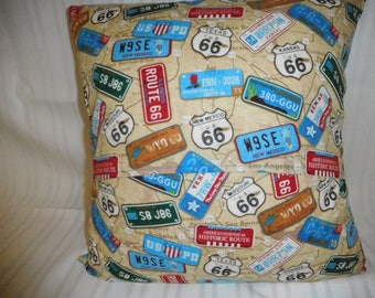 Envelope pillow cover