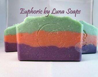 Euphoric Goat's Milk Silk  Soap