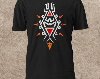 Hylian Hood Tshirt - Legend of Zelda: Breath of the Wild