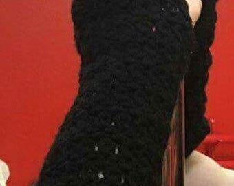 Crochet arm warmers, handmade arm warmers, arm warmers, fingerless gloves, crochet mitts, crochet wristers, crochet gauntlets