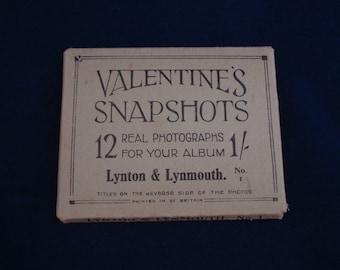 Valentines snapshots issue 1
