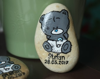 Baby Shower Favors Wedding favors Fridge Magnets Bridal Shower Favors Personalized favors Bridesmaid gifts Stone paint Personalized Magnets
