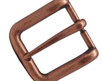 "Copper Wave Belt Buckle 1-1/4"" 1640-10 by Stecksstore"