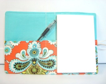 Honey Do List, Grocery List Taker/ Comes with- Note Pad and Pen - French Wallpaper