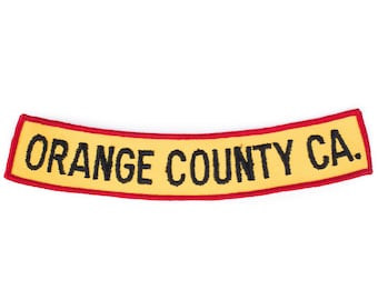 Orange County, CA Banner