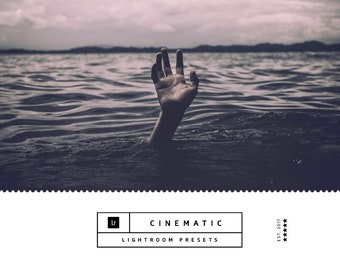 Cinematic Lightroom Presets