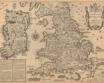 England and Ireland, Old world map, Antique world map, Maps, World map, Old world maps, Ancient maps, 216