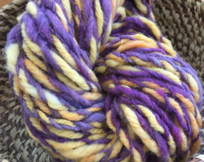 Insouciant Studios Hand Spun Sidewinder Yarn