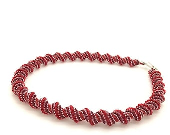 Cellini Spiral Necklace for Woman
