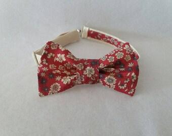 Bow tie / / man / / flowers Liberty
