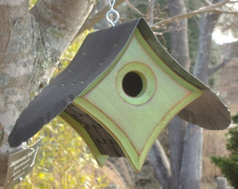OUTDOOR Birdhouses | MODERN Bird House | Unique Birdhouses