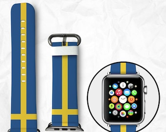 Apple Watch Band World Cup 2018 Series - Sweden