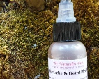 Mustache & Beard Oil Blend