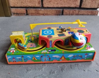 Playland Express Wind up Toy