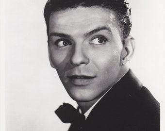 Press Photograph - Frank Sinatra