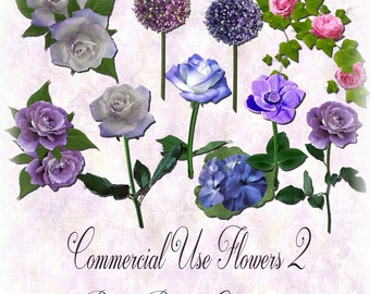 Commercial Use Flowers 2