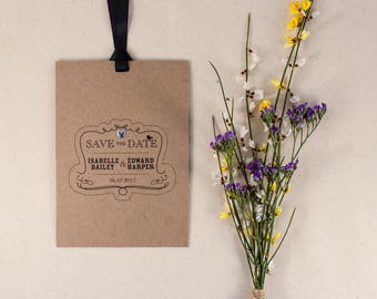 ELSIE // Wedding Stationery // Save The Date