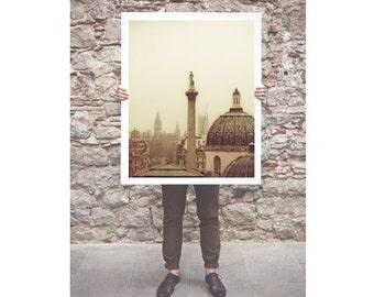 "London fine art photography, London art print - ""Old London Town"""