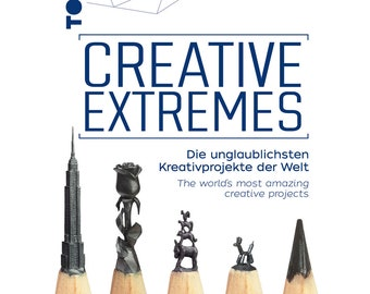Signed book CREATIVE EXTREMES
