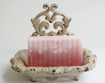 Sugared Cranberries Olive Oil and Shea Butter Soap VEGAN