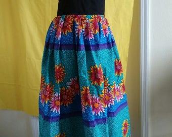 SALE! Garden Goddess Maxi Dress