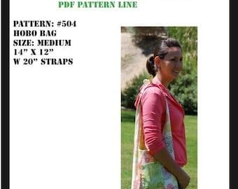 Hobo Bag md pdf Sewing Pattern
