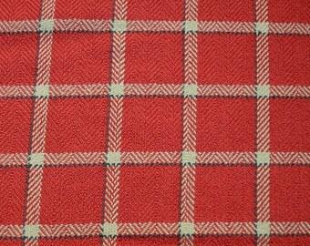 Mecca Vermillion Swavelle Fabric