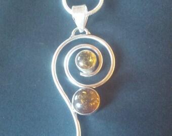 Ladies pendant.