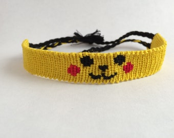 Pikachu Friendship Bracelet
