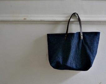 Blue Jeans Bag