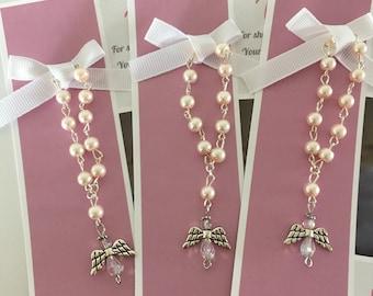 Mini Rosary give away