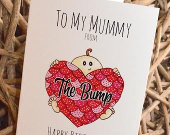 Mummy/ Daddy/ Mum to be/ Nanny/ Grandad/ New Baby/ Birthday Card
