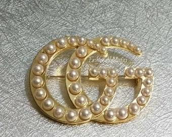 Glam Brooch Pin