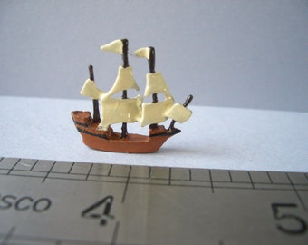 1:12th Tall Ship Dolls House Ornament/Figurine/Toy FREE SCALE