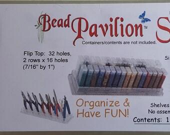 Bead Pavilion Shelf