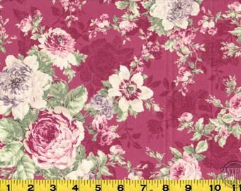 Quilt Gate Japan - Ruru QG220011E Rose, select a length