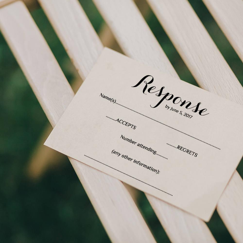 invitation wording samples by invitationconsultants com rsvp
