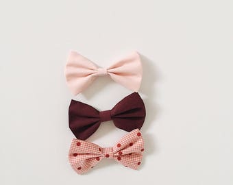 Bow Set for your little darling.