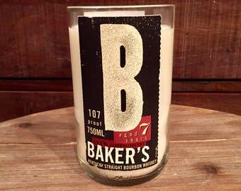 Baker's Bourbon Whiskey Candle (750ml)