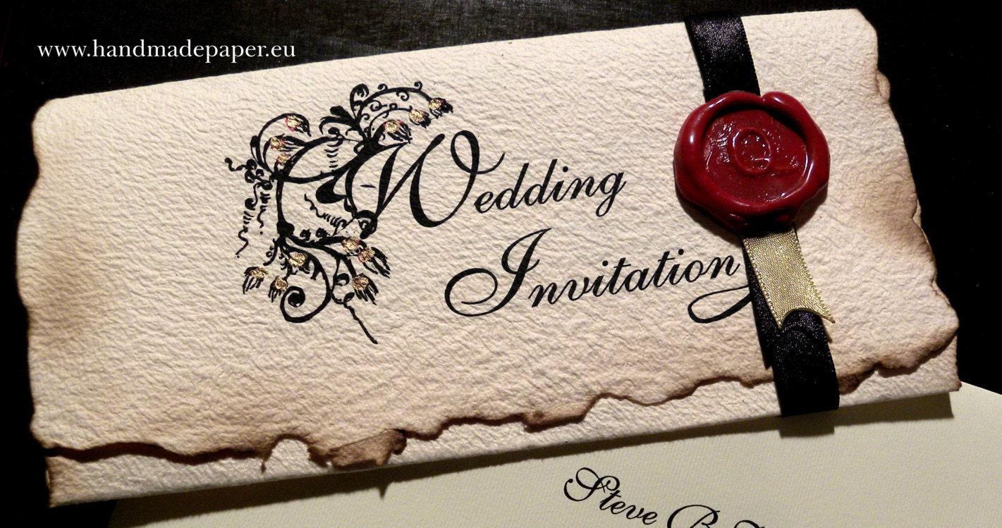 Wedding Invitations, Wedding 30
